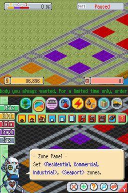 SimCity (DS)  Archiv - Screenshots - Bild 8