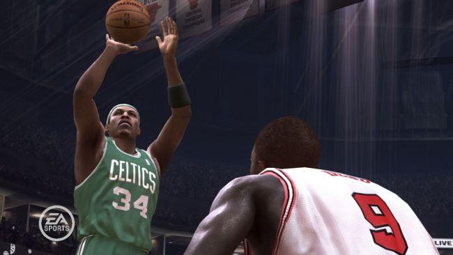 NBA Live 08  Archiv - Screenshots - Bild 21