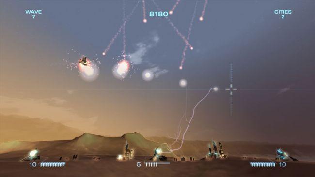Missile Command  Archiv - Screenshots - Bild 3