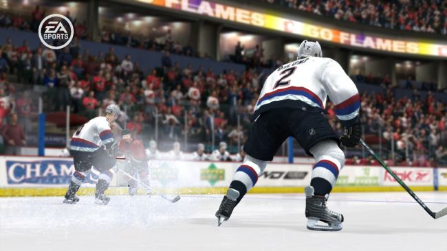 NHL 08  Archiv - Screenshots - Bild 21