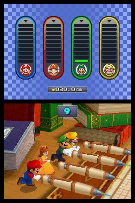 Mario Party DS (DS)  Archiv - Screenshots - Bild 6