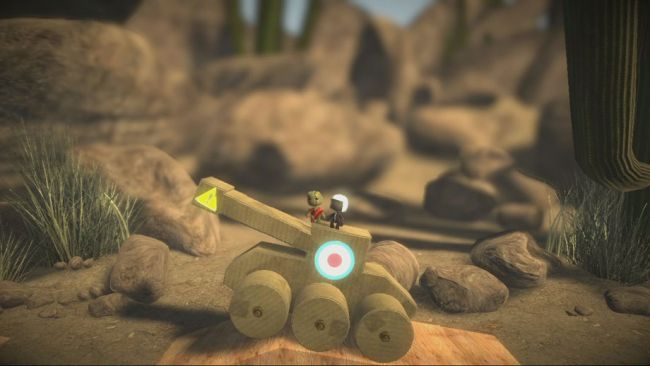 LittleBigPlanet  Archiv - Screenshots - Bild 2