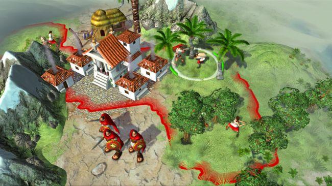 Civilization Revolution  Archiv - Screenshots - Bild 13