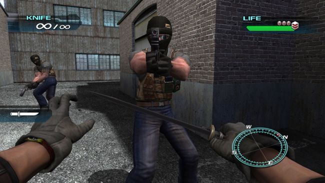 Time Crisis 4  Archiv - Screenshots - Bild 2