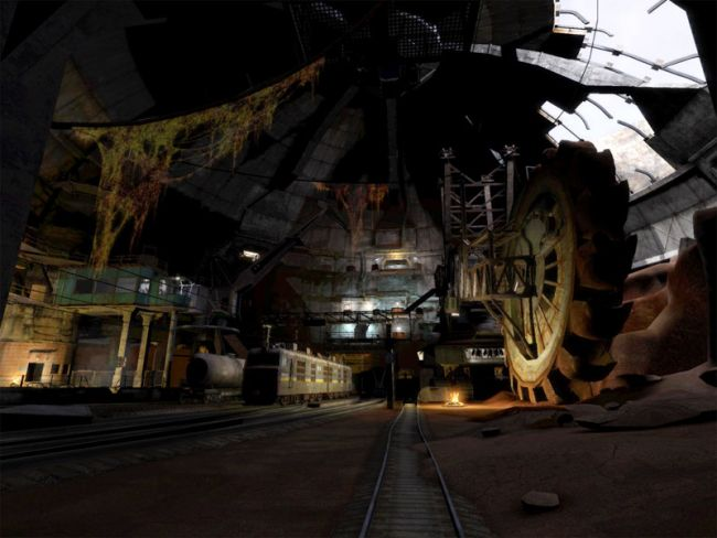 S.T.A.L.K.E.R.: Clear Sky  - Screenshots - Bild 2