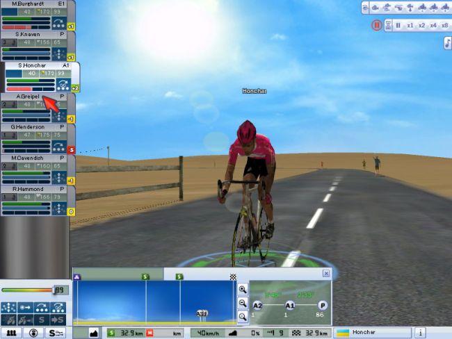 Radsport Manager Pro 2007  Archiv - Screenshots - Bild 6