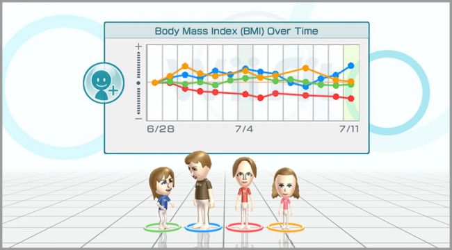 Wii Fit - Screenshots - Bild 7