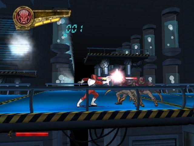 Power Rangers: Super Legends  Archiv - Screenshots - Bild 2