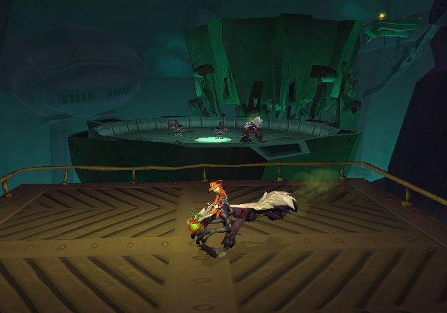 Crash of the Titans  Archiv - Screenshots - Bild 3