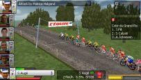 Radsport Manager Pro 2007 (PSP)  Archiv - Screenshots - Bild 2