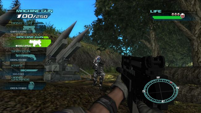 Time Crisis 4  Archiv - Screenshots - Bild 5