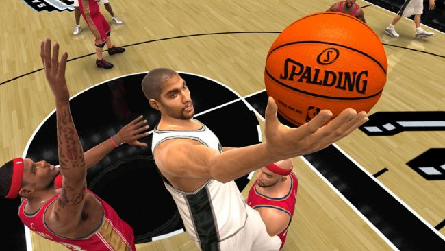 NBA 08  - Screenshots - Bild 7