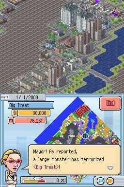 SimCity (DS)  Archiv - Screenshots - Bild 2