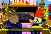 PaRappa the Rapper (PSP)  Archiv - Screenshots - Bild 7