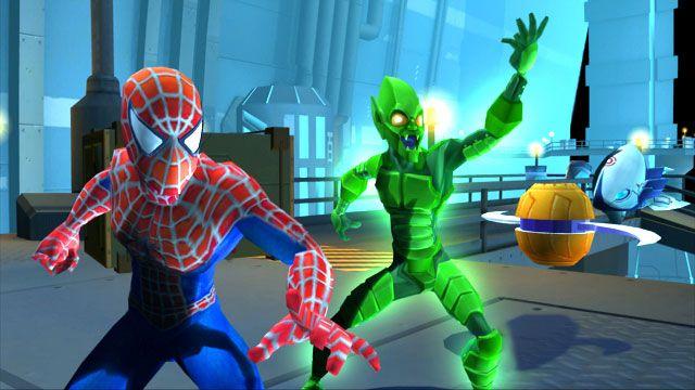 Spider-Man: Friend or Foe  Archiv - Screenshots - Bild 11
