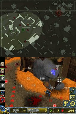 Warhammer 40.000: Squad Command (DS)  Archiv - Screenshots - Bild 5