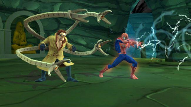 Spider-Man: Friend or Foe  Archiv - Screenshots - Bild 6