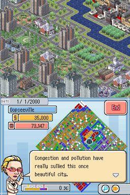 SimCity (DS)  Archiv - Screenshots - Bild 5