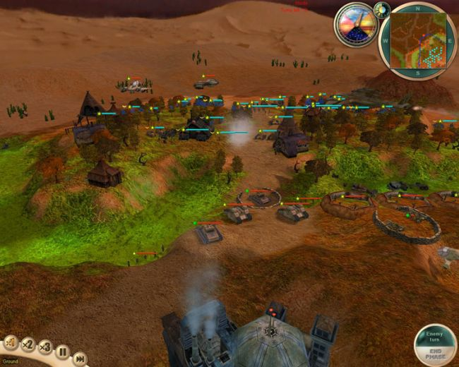 Galactic Assault: Prisoner of Power  Archiv - Screenshots - Bild 5