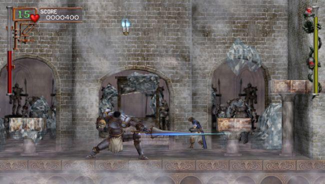 Castlevania: The Dracula X Chronicles (PSP)  Archiv - Screenshots - Bild 16