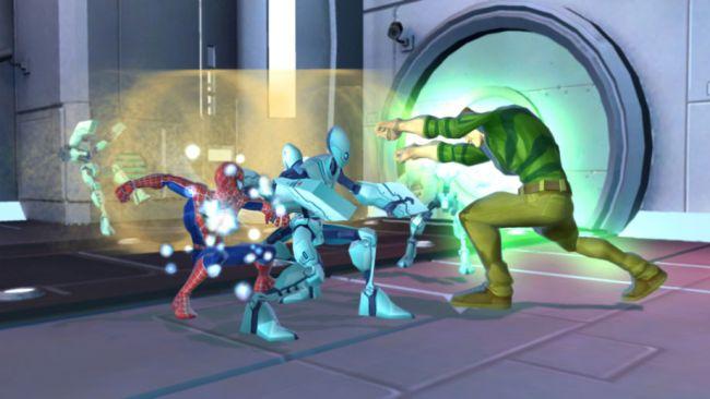 Spider-Man: Friend or Foe  Archiv - Screenshots - Bild 7