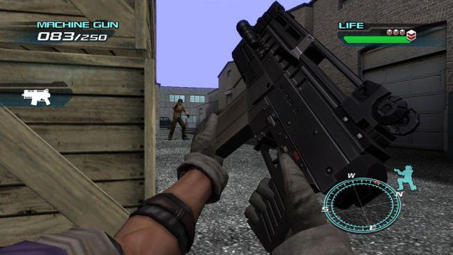 Time Crisis 4  Archiv - Screenshots - Bild 3