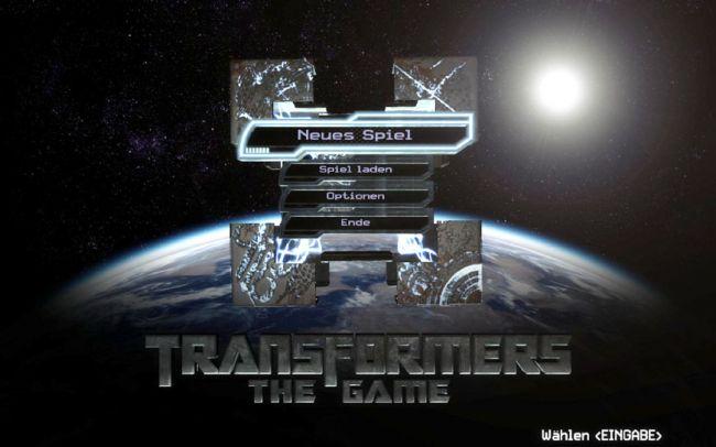 Transformers: The Game  Archiv - Screenshots - Bild 3