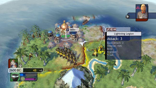 Civilization Revolution  Archiv - Screenshots - Bild 5