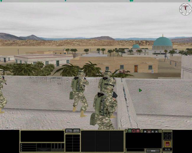 Combat Mission: Shock Force  Archiv - Screenshots - Bild 10
