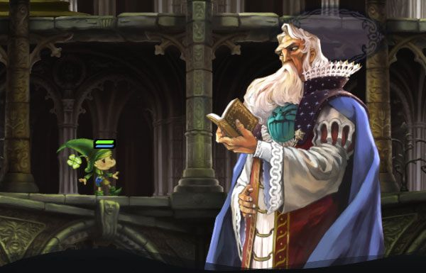 GrimGrimoire  Archiv - Screenshots - Bild 13