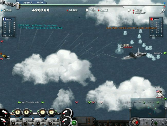 Navy Field  Archiv - Screenshots - Bild 5