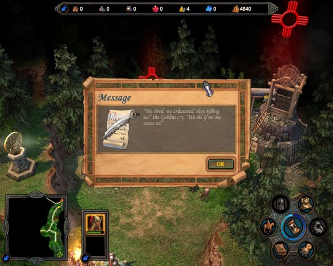 Heroes of Might & Magic 5: Tribes of the East  Archiv - Screenshots - Bild 24