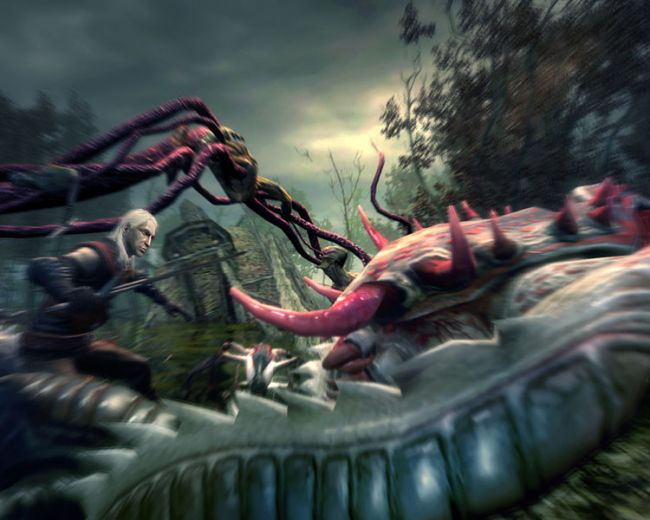 Witcher  Archiv - Screenshots - Bild 33