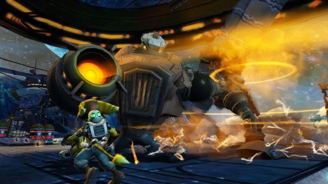 Ratchet & Clank: Tools of Destruction  Archiv - Screenshots - Bild 7