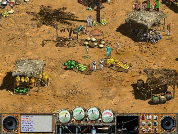 Weird Wars: Operation Pantherauge  Archiv - Screenshots - Bild 3