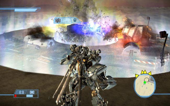 Transformers: The Game  Archiv - Screenshots - Bild 21