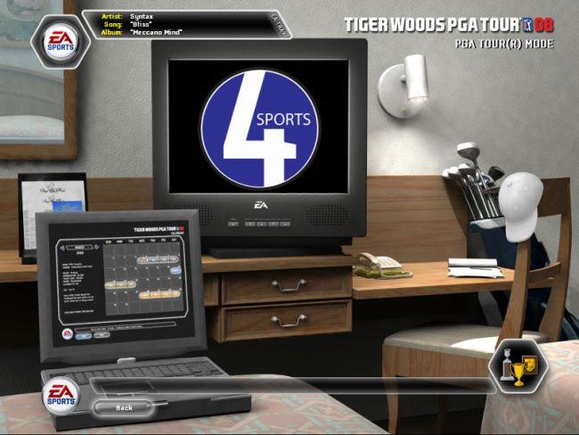 Tiger Woods PGA Tour 08  Archiv - Screenshots - Bild 22