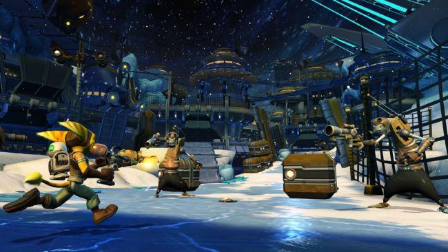 Ratchet & Clank: Tools of Destruction  Archiv - Screenshots - Bild 4