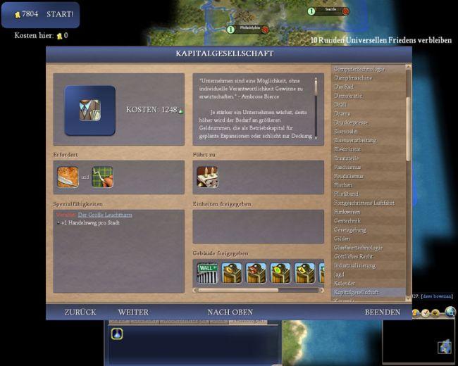 Civilization 4: Beyond the Sword  Archiv - Screenshots - Bild 9