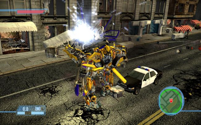 Transformers: The Game  Archiv - Screenshots - Bild 9