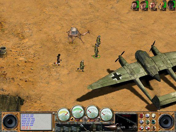 Weird Wars: Operation Pantherauge  Archiv - Screenshots - Bild 6