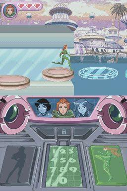 Totally Spies (DS)  Archiv - Screenshots - Bild 9