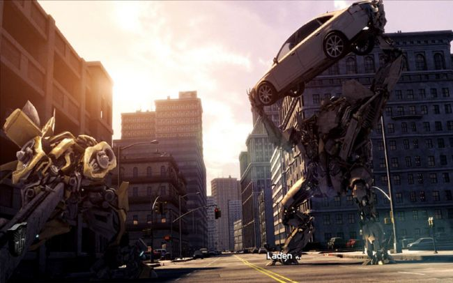 Transformers: The Game  Archiv - Screenshots - Bild 5