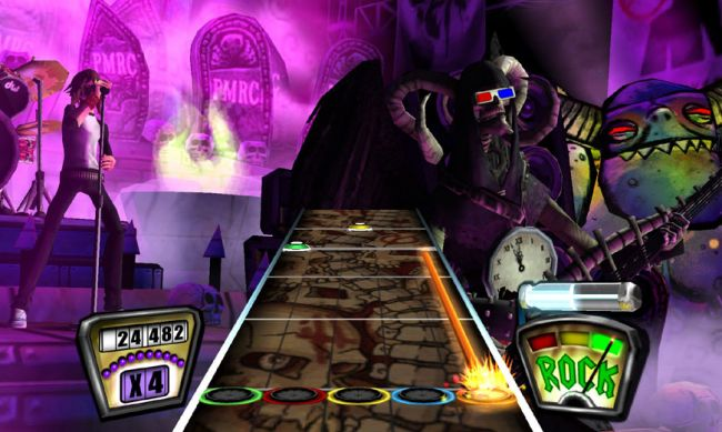 Guitar Hero: Rocks the 80s  Archiv - Screenshots - Bild 6