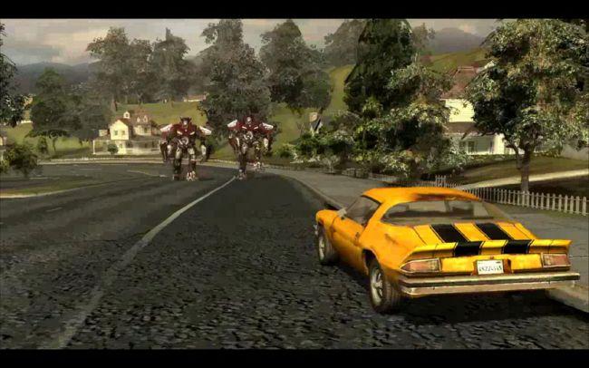 Transformers: The Game  Archiv - Screenshots - Bild 13