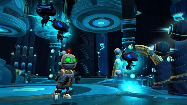 Ratchet & Clank: Tools of Destruction  Archiv - Screenshots - Bild 8