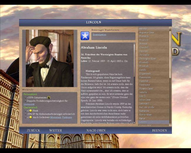 Civilization 4: Beyond the Sword  Archiv - Screenshots - Bild 4