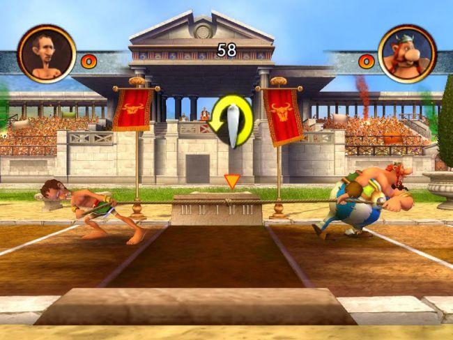 Asterix bei den Olympischen Spielen - Screenshots - Bild 7