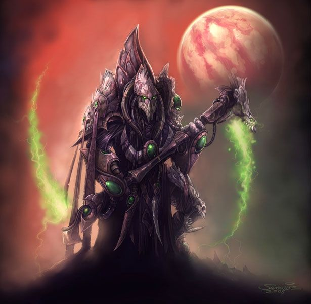 StarCraft 2  Archiv - Artworks - Bild 2