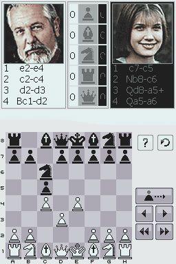 Chessmaster: Die Kunst des Lernens (DS)  Archiv - Screenshots - Bild 2